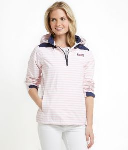 Skinny Stripe Shep Shirt Windbreaker - Vineyard Vines