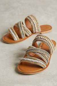 Jasper & Jeera Azilla Slides - Anthropologie