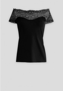 Lily Off-the-Shoulder Top - $250
